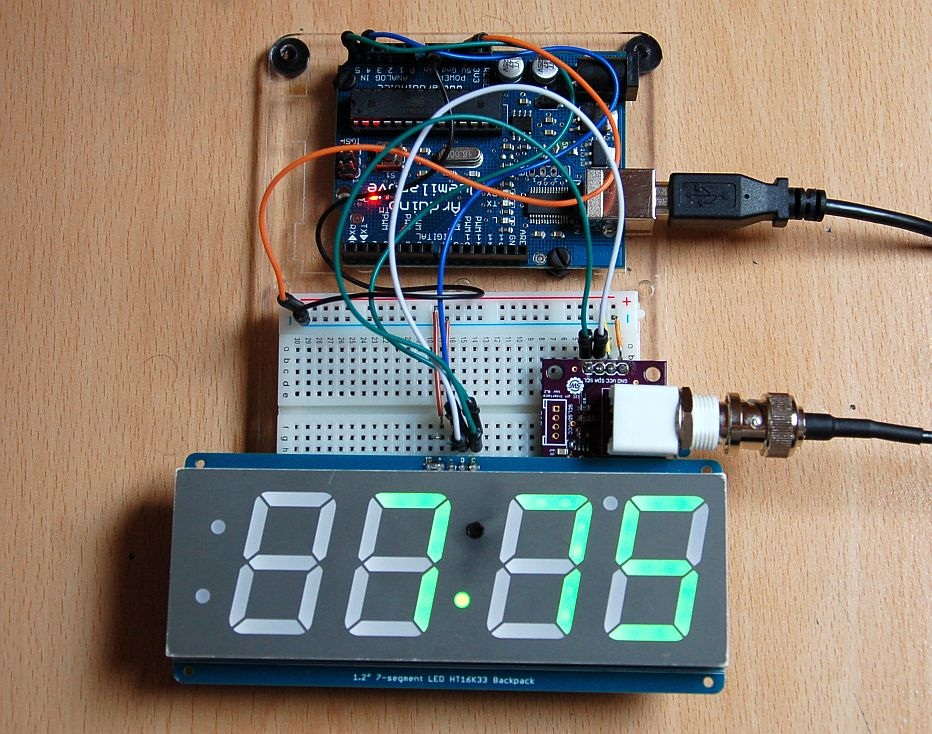 ChemDuino - Low cost system for school experiments in chemistry